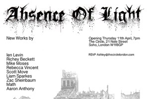 Absence of Light Group Show