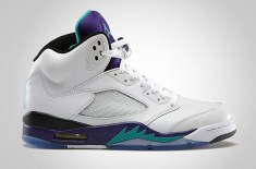 Air Jordan V 'Grape' 2013 Retro