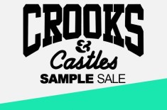 Crooks & Castles Boxpark Sample Sale