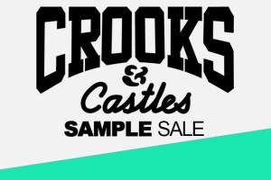 Crooks & Castles Boxpark Sample Sale