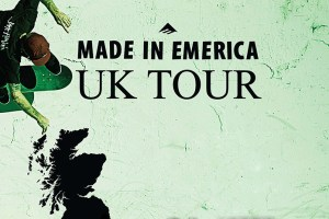 Made in Emerica UK Skate Tour