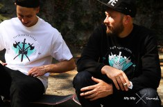 Fifty Fifty x Diamond Supply Co. Capsule Collection