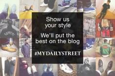 Introducing: #MYDAILYSTREET