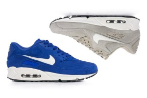 Nike Air Max 90 Tonal Suede Pack