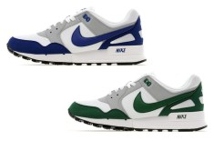 Nike Air Pegasus 89 (Blackened Blue/White & Green/White)
