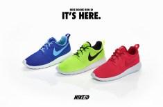 Nike Roshe Run iD & Premium iD