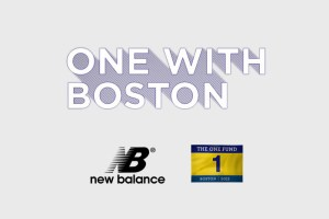 New Balance donate $1 Million to The One Fund Boston