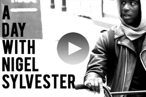 Debut: A day in London with Nigel Sylvester (Video)