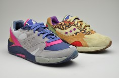 Bodega x Saucony Originals Elite G9 (Part 2)
