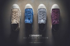 Converse All Star Ox Premium Suede (size? Exclusives)