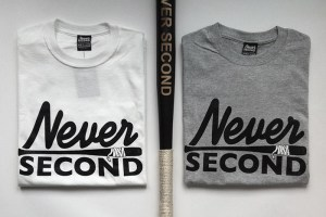 Introducing: Never Second