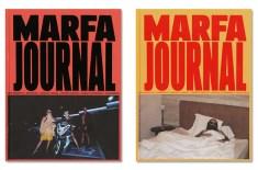 MARFA JOURNAL Issue No.1