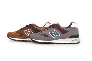 New Balance 577 Made In England (Grey & Tan)