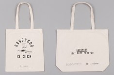 New Goodhood Tote Bags