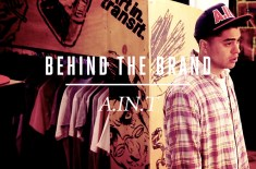 Style Britain presents: Behind The Brand – A.IN.T