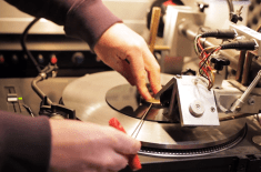 "Video: ""White Label"" a short film about vinyl by Alexander Macdonald"