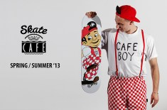 Skateboard Cafe Spring/Summer 2013