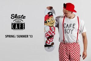 Skateboard Cafe Spring/Summer 2013
