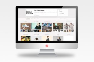 "The Daily Street joins Pinterest ""Pin It Forward UK"" Campaign"