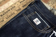 Denham x Cone Denim White Oak 'Virgin Denim' R7 Jeans