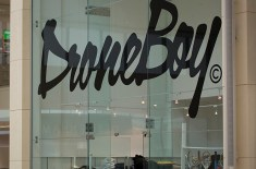 Droneboy Open Cardiff Store with Tennis-themed Collection