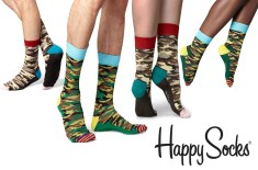 Happy Socks Camo Pack