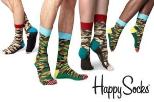 Happy Socks Camo Pack
