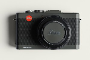 "Leica ""RAW Edition"" D-Lux 6 by G-Star RAW"