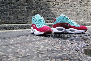 SNS x Reebok Question Mid 'A Shoe About Nothing'