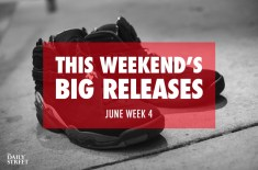 This Weekend's Big Releases: June Week 4