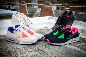 size? x Nike 'Urban Safari' Pack part 1 (Air Max Light & Toki)