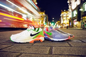 size? x Nike 'Urban Safari' Pack part 3 (Air Max 180)