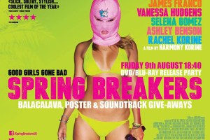 Spring Breakers DVD/Blu-Ray UK release party & screening