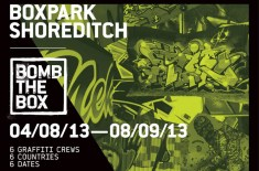 Boxpark Presents: Bomb The Box
