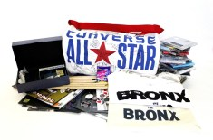 Converse #MYCANVASJOURNEY Deftones Charity Raffle