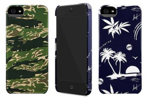 HUF x Incase iPhone 5 Cases