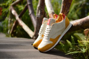 Hanon x Reebok Classic Leather 30th Anniversary 'Aberdeen Leopards'