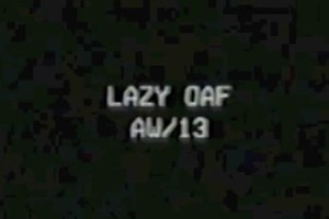 Debut: Lazy Oaf Autumn/Winter 2013 Men's Collection Preview (Video)