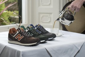 New Balance 576 Made in the UK 'Tea Pack'