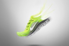 Nike announce the Free FlyKnit