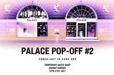 Palace Pop-off Store Returns