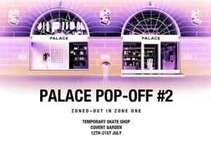 Palace Pop-off Store Returns