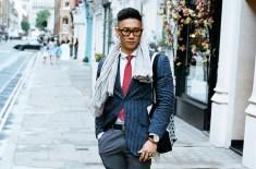 Street Style: Edward Li of Victate
