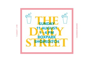 The Daily Street Summer Party 2013