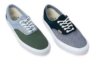 Vans California Era 'Chambray Polka' Pack