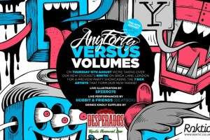 AnyForty Versus Volumes Preview Party