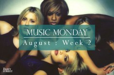 Music Monday: August Week 2