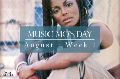 Music Monday: August Week 1