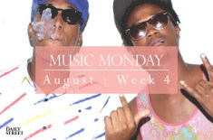 Music Monday: August Week 4
