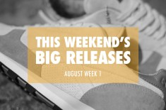 This Weekend's Big Releases: August Week 1